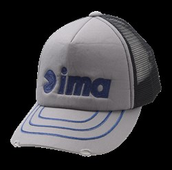 *IMA MESH WORK CAP GRAY